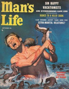 man's life with weasels