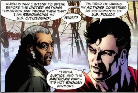 superman citizenship