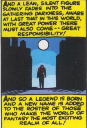 spider-man power