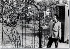 Graceland gates