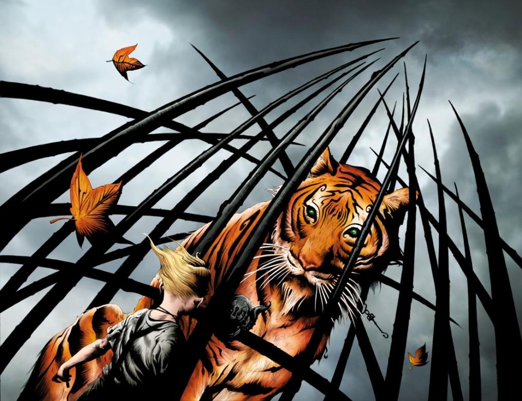 wttk tiger cage