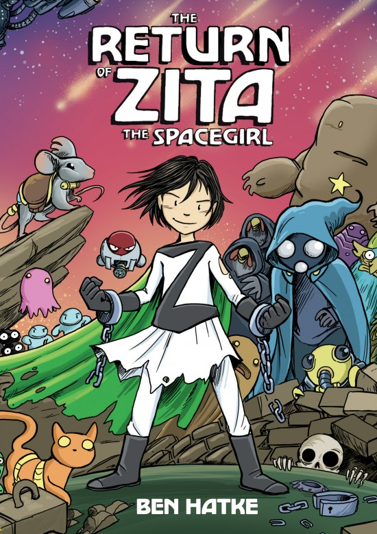 Return of Zita cover