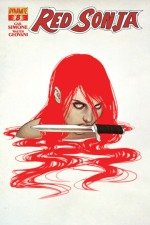 red sonja 8 cover