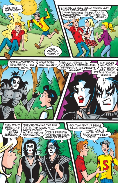Archie meets kiss 629 6