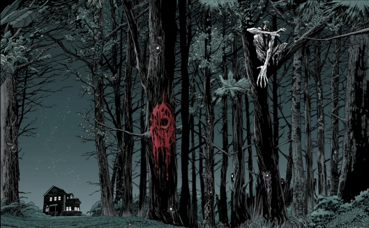 wytches witch in the woods