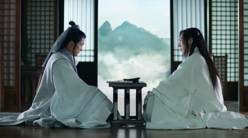 Nirvana in Fire meeting