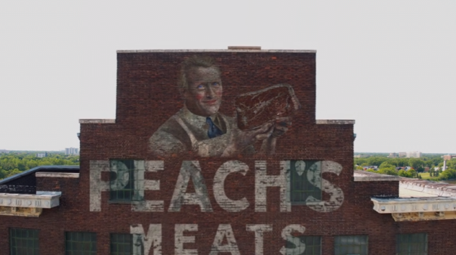 peach meats